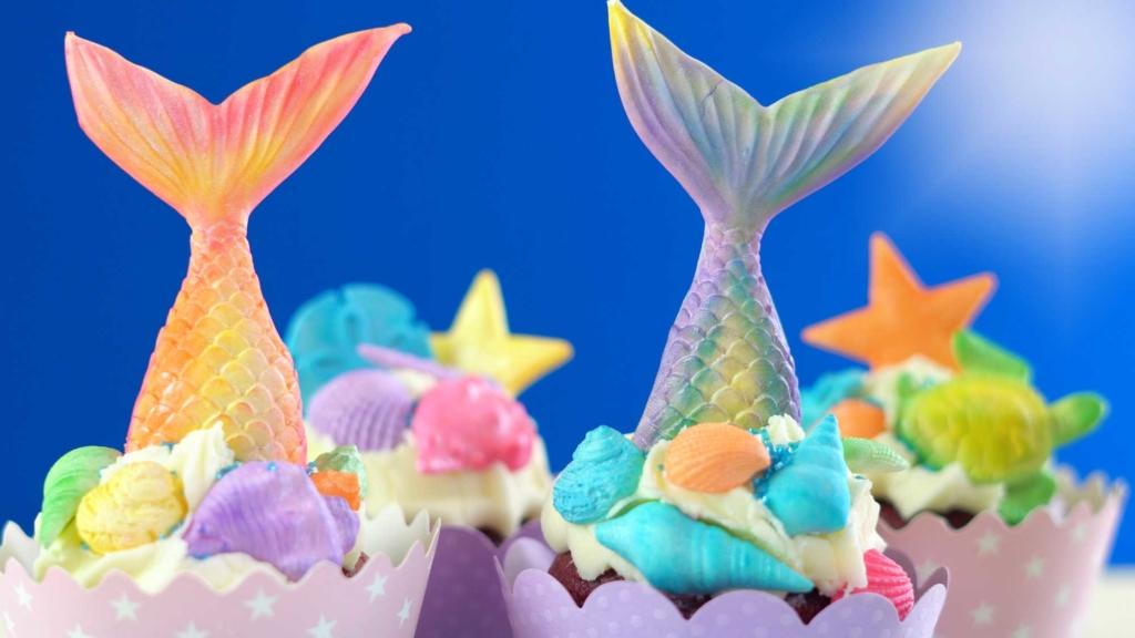 Meerjungfrauen Geburtstag