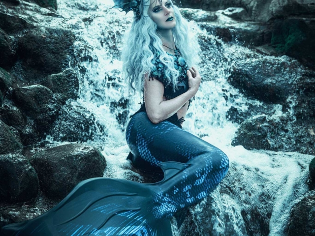 Meerjungfrauen Bilder Foto Shooting The Mermaid