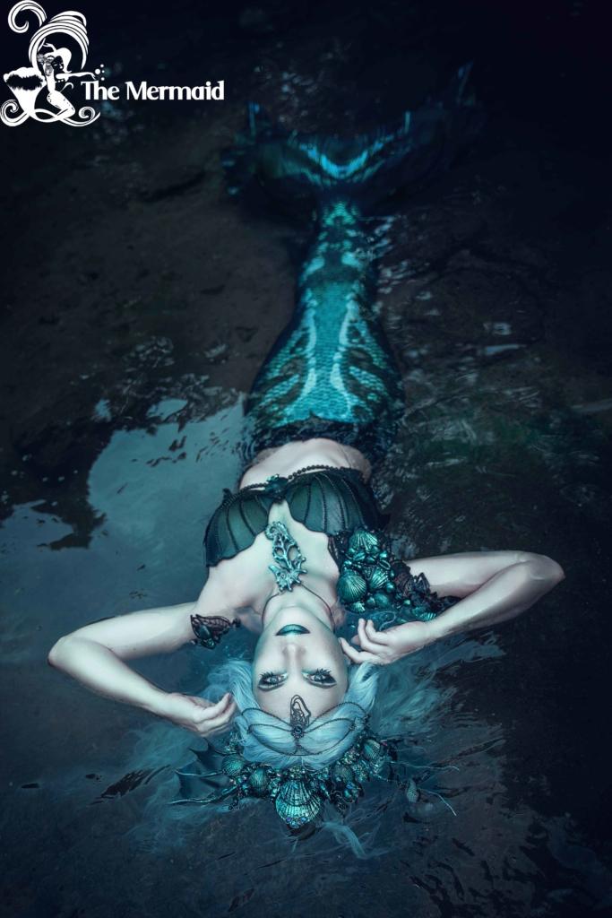 Meerjungfrauen-Shooting mit Rekii Fotografie.