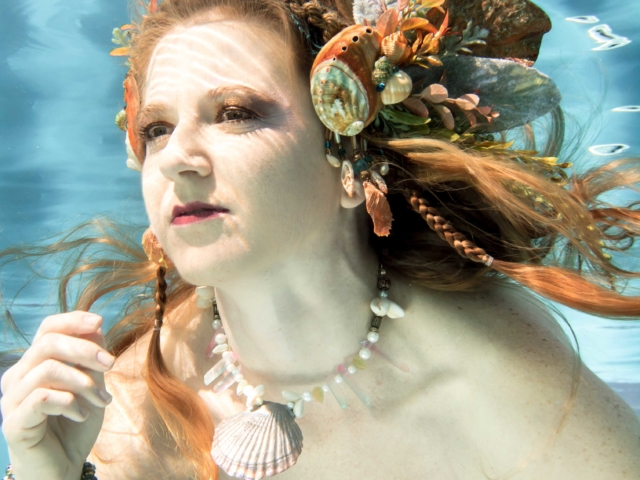 The Mermaid: Meerjungfrauen-Shooting mit Georg Sebastian Erdmann