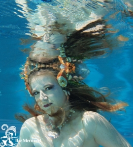 Das bin ich: Mermaid Triniti, eine Meerjungfrau aus Leidenschaft.