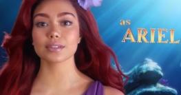 Auli'i Cravalho ist die Arielle in der Neuverfilmung als Live-Musical. (Screenshot: ABC)