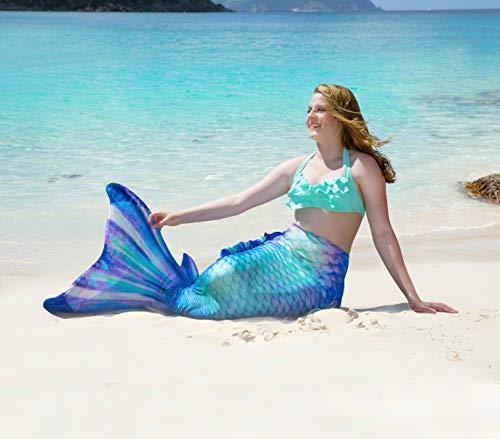 "Die Meerjungfrauenflosse ""Pacific Pearl"" aus der Atlantis-Kollektion von Fin Fun."