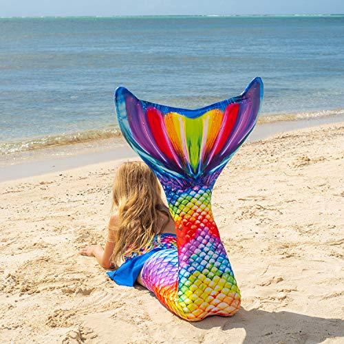 Die Meerjungfrauenflosse Rainbow Reef von Fin Fun.